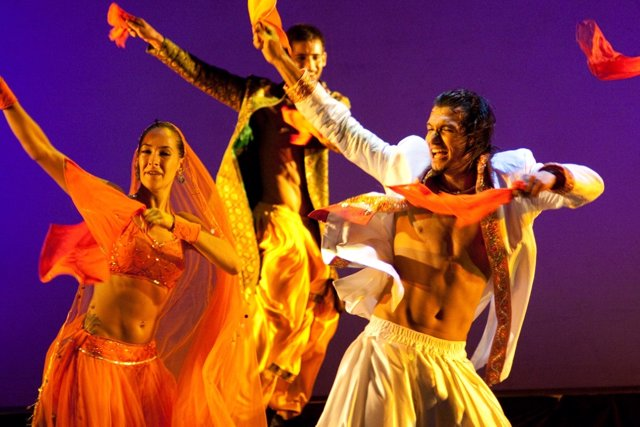 Bollywood, El Viaje