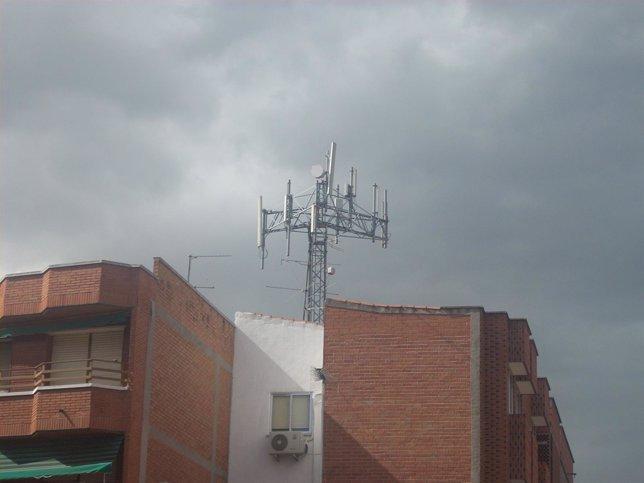 Antenas Telefonía