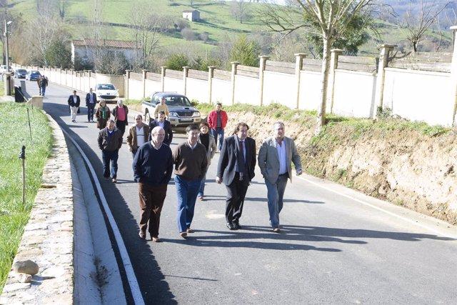 Carretera Villafufre