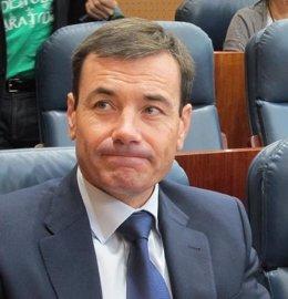 Tomás Gómez, Secretario General Del PSM