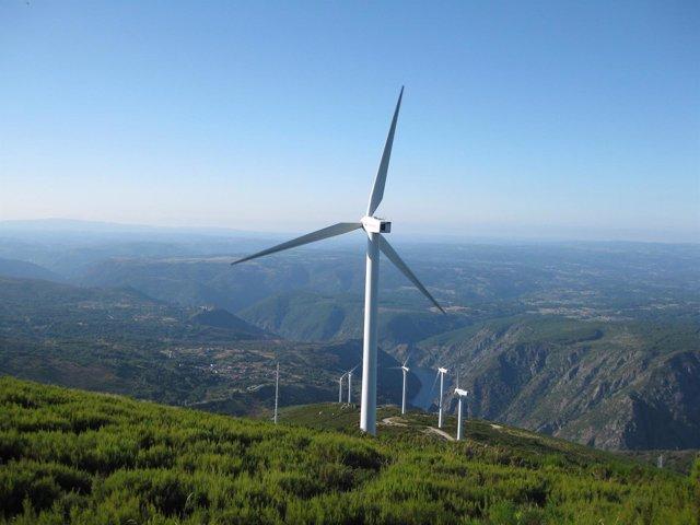 Parque Eólico De Iberdrola
