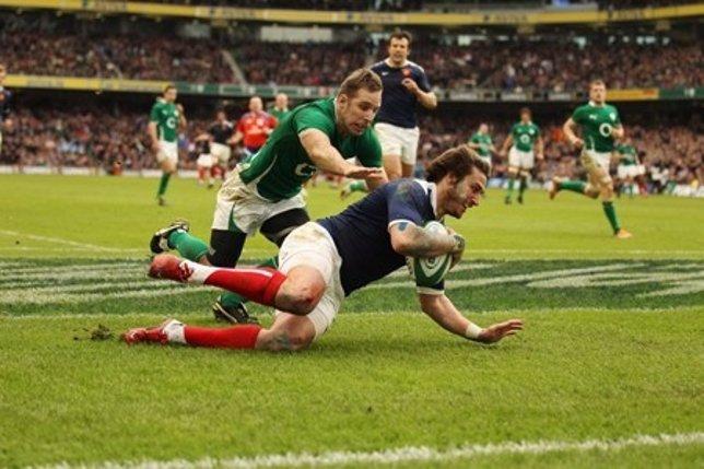 Francia E Irlanda En Seis Naciones