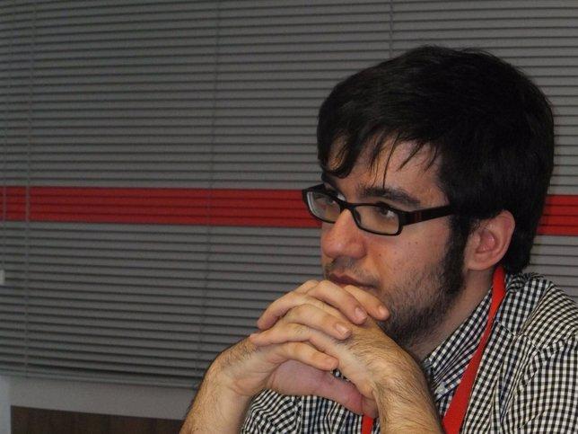 Vicente Lera, Nuevo Secretario General De Juventudes Socialistas De Huesca
