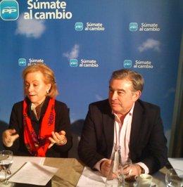 Manuel Barreiro Y Mercedes Fernández