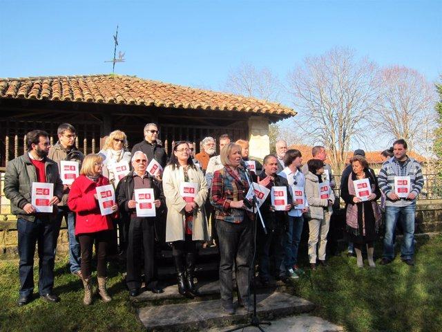 Gómez Morante En La Presentación Del Documento