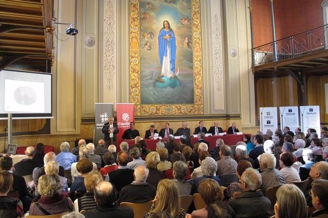 Presentación De La Fundación Jaume Rubió I Rubió