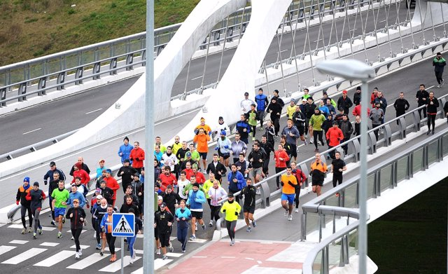 Quedada Media Maratón
