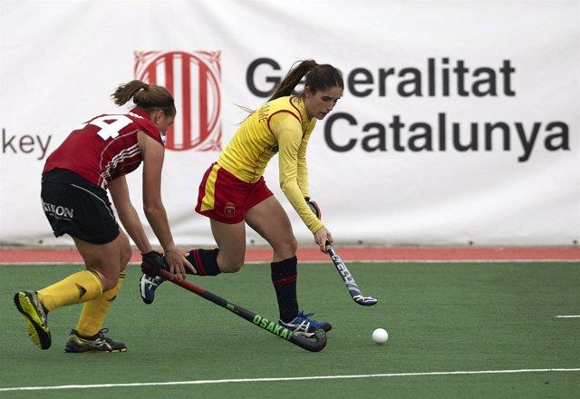España Femenina De Hockey Hierba