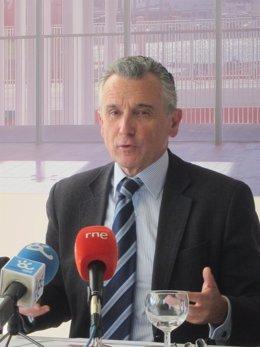 Paulino Plata, En Rueda De Prensa