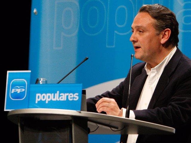 Alfredo Prada, director del PP en el Exterior