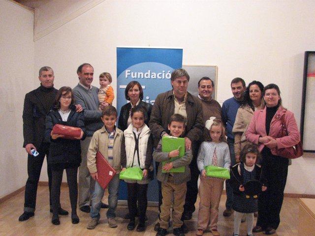 Entrega De Premios Del Concurso Infantil De Pintura