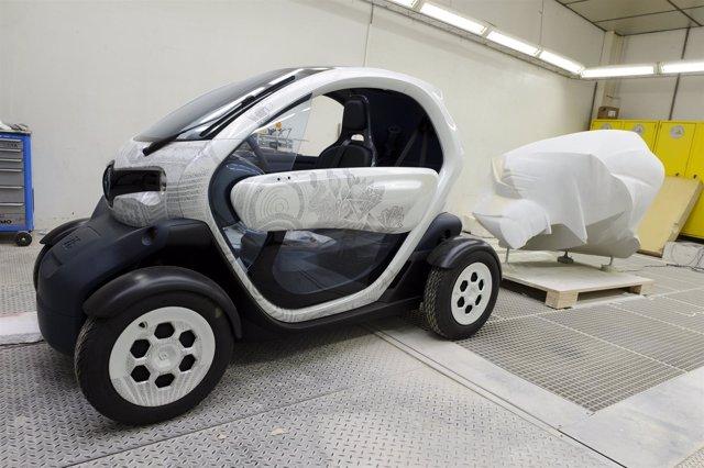 Renault Twizy En Arcomadrid