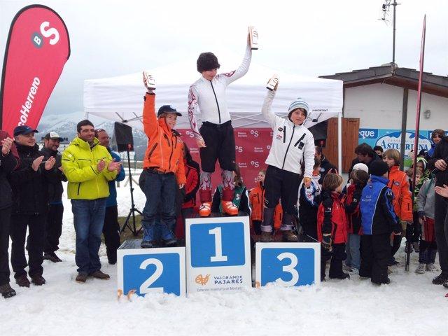 Estación De Esquí De Pajares, Trofeo Interclubes