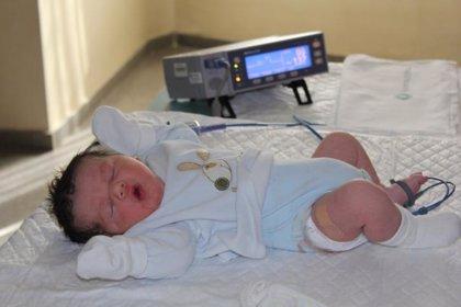 Empresas.-Hospital Nisa 9 de Octubre (Valencia) incluye la detección precoz de cardiopatías congénitas en recién nacidos