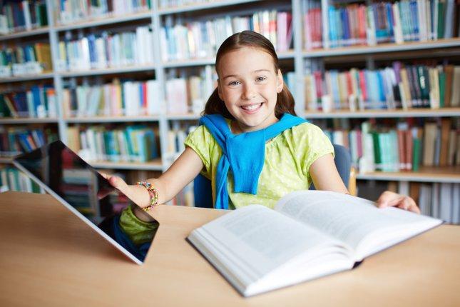 Foto: Los niños y las nuevas tecnologías en el aula
