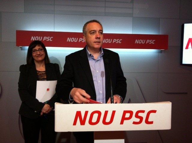 Pere Navarro E Imma Moraleda, PSC