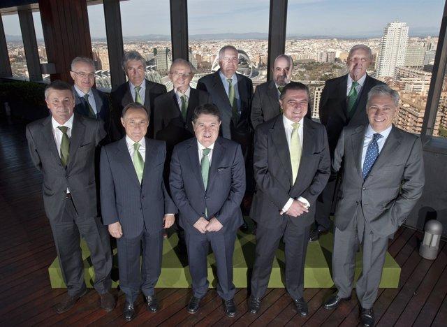Reunión Del Consejo Consultivo De Iberdrola En La Comunitat