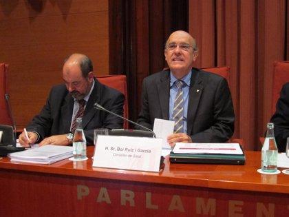 El consejero de Salud de la Generalitat prevé que Cataluña empiece a cobrar el euro por receta en junio