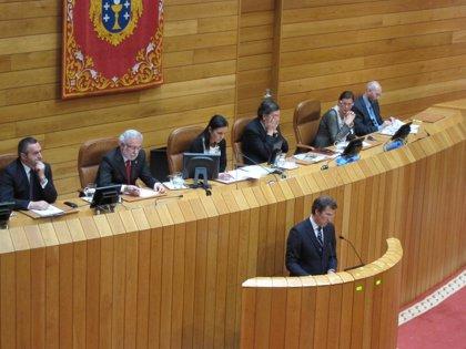 """Galicia.- Feijóo anuncia que el Gobierno """"tiene previsto retirar"""" el recurso contra el catálogo de fármacos gallego"""