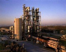 Planta De Cemento De Cementos Portland (FCC) En Madrid