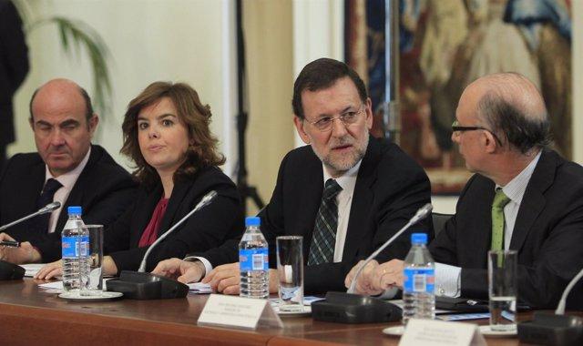 Rajoy Presenta Las Nuevas Medidas De Pagos A Proveedores