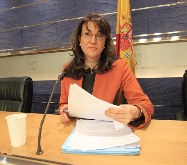 Portavoz Parlamentaria Socialista, Soraya Rodríguez