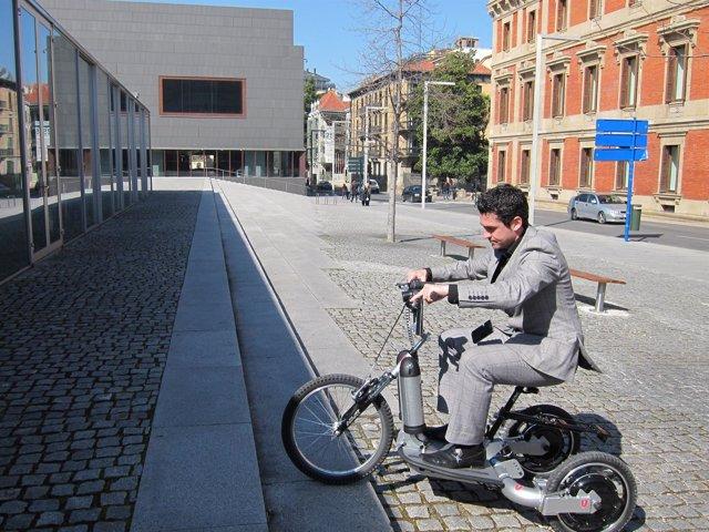 La Empresa LGM Estudio Presenta Un Nuevo Modelo De Triciclo Eléctrico.