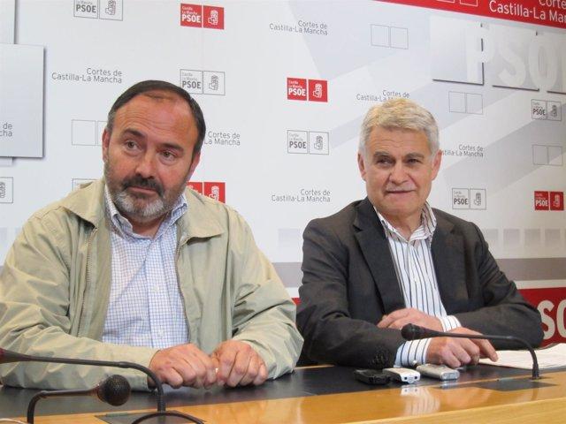 Pedrosa Y Gil En Rueda De Prensa