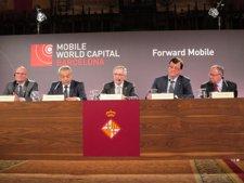 Constitución De La Fundación Barcelona Mobile World Capital