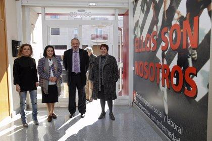 ARFES gestiona en Logroño 140 plazas públicas en sus centros de día y ocupacional
