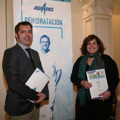 Empresas.- Aquarius desarrolla nuevas iniciativas de formación sobre la hidratación para celebrar su 20 cumpleaños