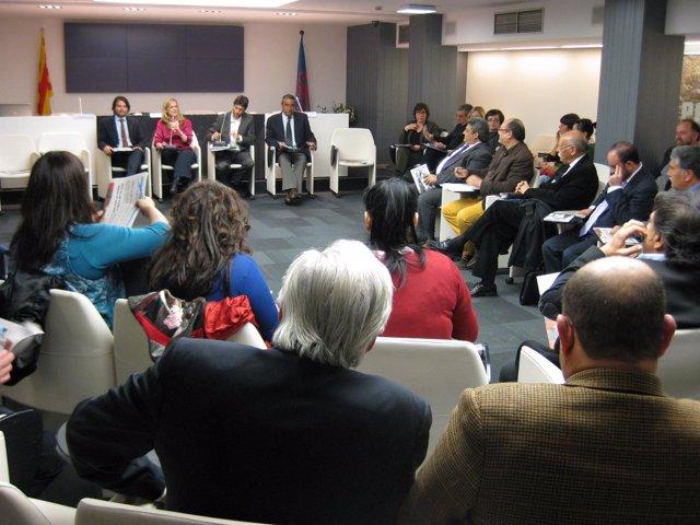 Primera Reunión Para La Inclusión Del Pueblo Gitano