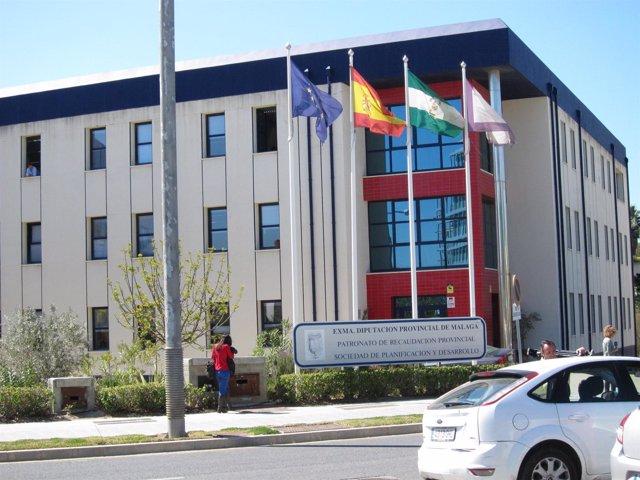 Sede Del Patronato De Recaudación Provincial Dependiente De La Diputación En PTA