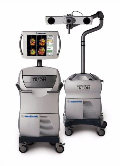 Aragón.- Hospital Quirón dispone de un neuronavegador que permite realizar intervenciones de forma más segura