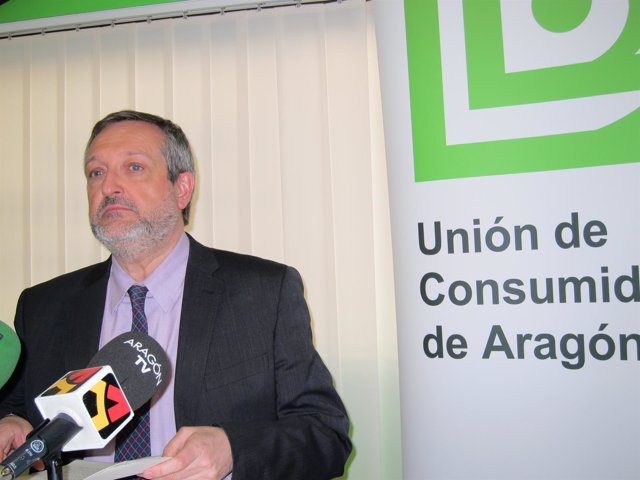José Ángel Oliván, Presidente De La UCA
