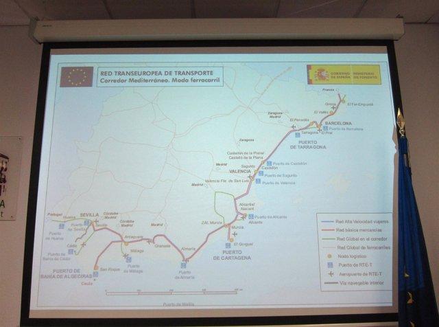 Proyecto Del Corredor Mediterráneo