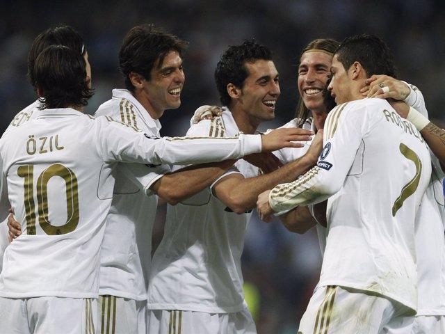 El Real Madrid Accede A Cuartos De La Liga De Campeones