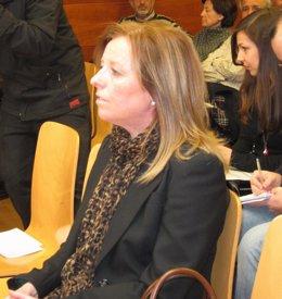 María Dolores Amorós, Durante El Juicio