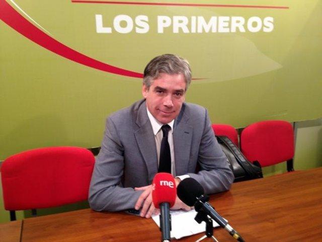 José María Fuentes-Pila, Portavoz Del PRC En El Ayuntamiento De Santander