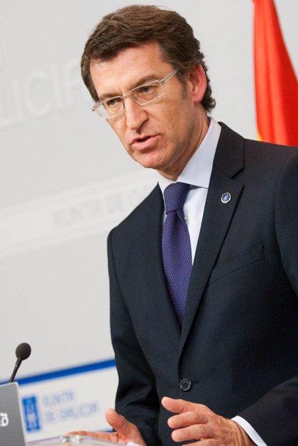 """Galicia.-AMP.- Feijóo asegura que no pondrá """"ninguna tasa por recetas"""" en Galicia al margen de una decisión estatal"""