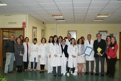 Andalucía.- El Centro de Transfusión de Málaga recibe el sello de calidad