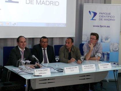Madrid.-El Parque Científico presenta en un 'Showroom tecnológico' los últimos productos y servicios en genética clínica