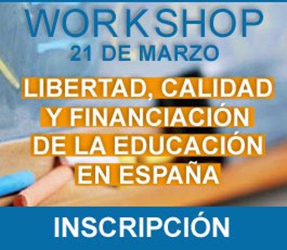 La II Jornada ELEDUCA analiza la libertad, calidad y financiación de la educación en España