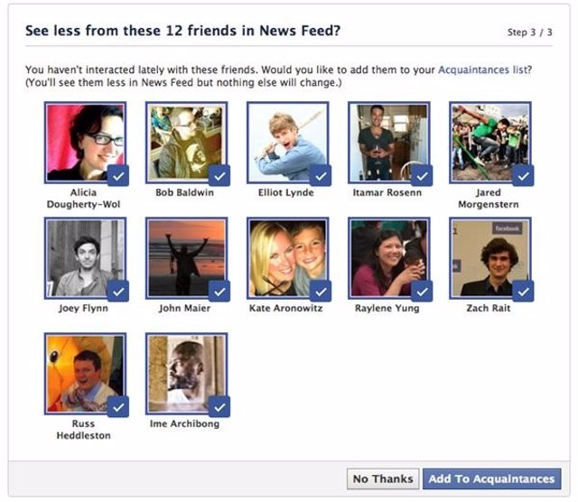 Lista De Amigos Facebook