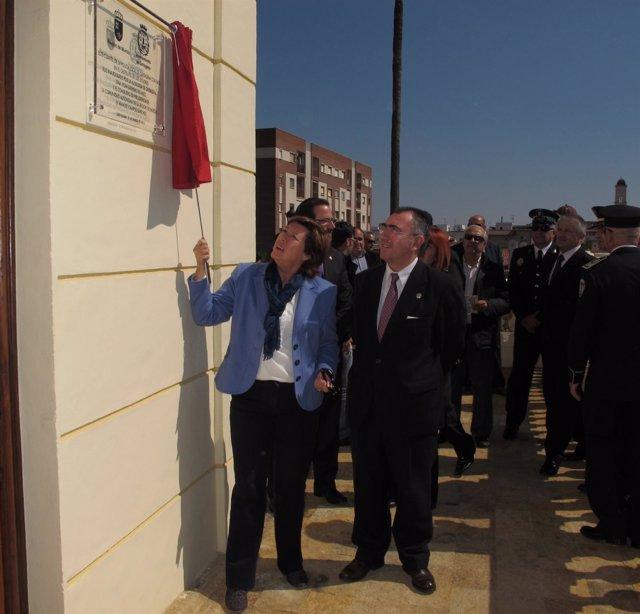 Inauguración Del Cuartel