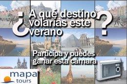 Concurso De Mapa Tours