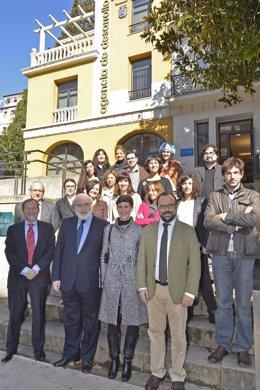 Participantes En Un Curso De Emprendedores En Santander