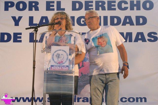 Padres De Sandra Palo