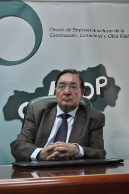 Presidente De Ceacop, Enrique Figueroa.