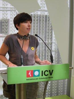 Laia Ortiz (ICV)